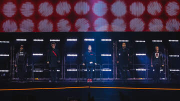 Photos - Backstreet Boys at Angel of the Winds