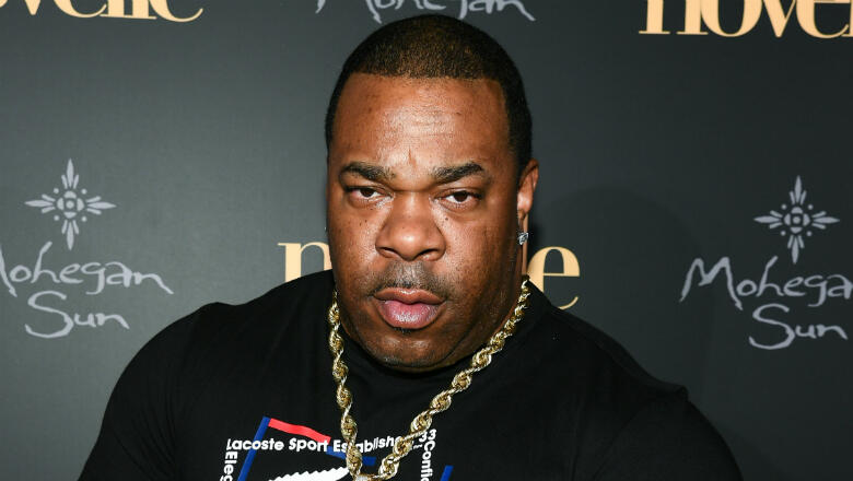 Busta Rhymes Escorted Off Flight After Argument With Passenger: Report
