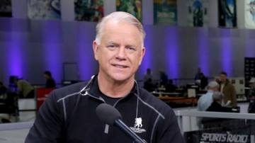 Lance McAlister - Podcast: Boomer Esiason joined me on Sports Talk