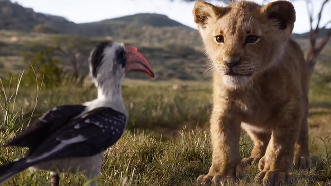 'Lion King' Director Revealed One Real-Life Shot Made It In The Movie