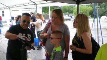 Photos - Allen Colon at Ohio Means Jobs in Ravenna July 31st