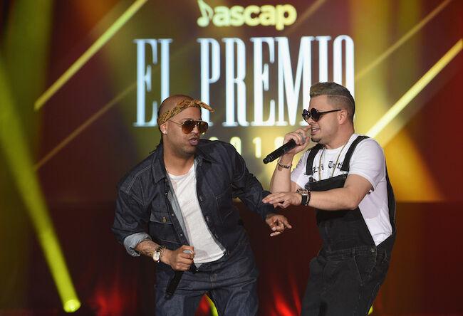 ASCAP 2018 Latin Awards - Show