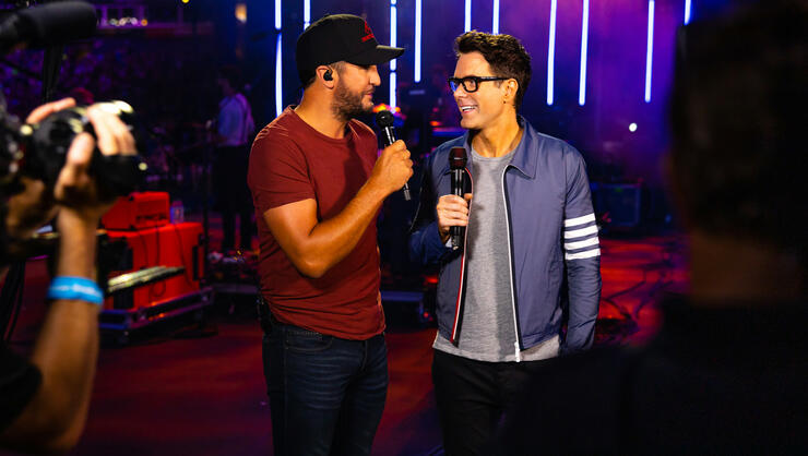Bobby Bones Set To Guest Host CMA Fest TV Special | iHeartRadio
