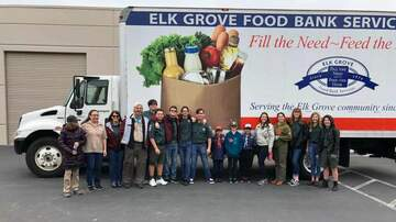 The Afternoon News with Kitty O'Neal - Elk Grove Food Bank Gets $4 Million for a  Permanent Home