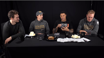 Tay Hamilton - Fleury, Stone, Reaves And Schmidt Take On A Spicy Chocolate Bar