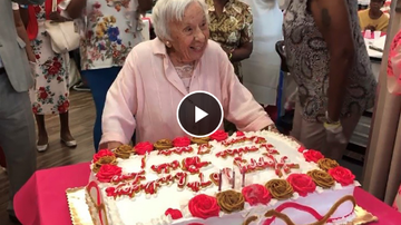 Qui West - Woman Turns 107, Shares Her Secret To Longevity: I Never Got Married!