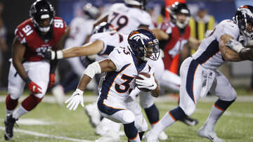 Mike Rice - Late TD Gives Broncos 14-10 Win Over Falcons In Preseason Opener