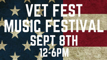 None - Vet Fest Music Festival