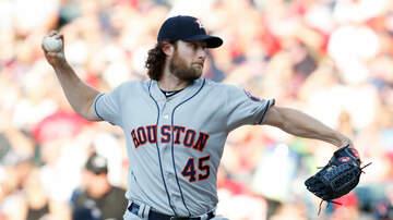 Sports Desk - Astros Turn Back Tribe
