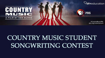 All Things Charleston - South Carolina Country Music Student Songwriting Contest