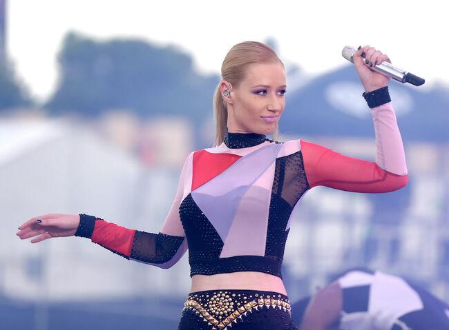 2014 iHeartRadio Music Festival Village - Show