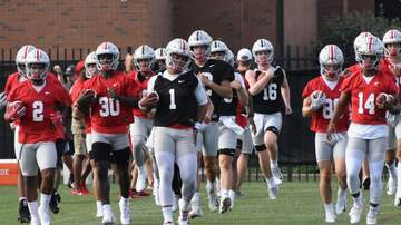 Photos - First Buckeye Practice Photos