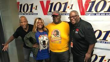 Mike Evans and The Memphis Morning Show - Comedian Lavelle Crawford