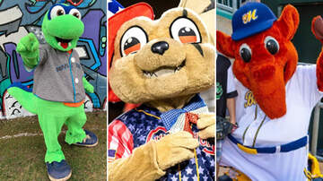 Sports Top Stories - 10 Crazy Minor League Baseball Mascots