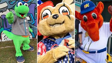 Sports Top Stories - 10 Crazy Minor League Baseball Mascots