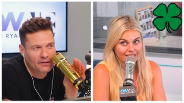 Ryan Seacrest - Tanya Rad Updates Ryan on Her Relationship Status With Lucky Charms: Watch
