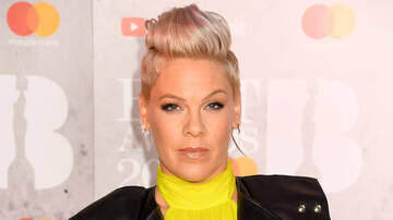 Entertainment News - Pink Posts Photo of Daughter's Dyed Hair After Jessica Simpson Mom-Shaming