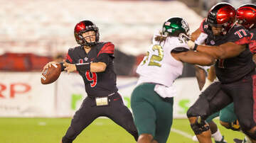 Costa and Richards - SDSU QB Ryan Agnew: We Are A Grind It Out Football Team