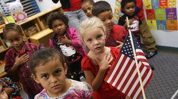 Rod Arquette - The Pledge Of Allegiance And School Children