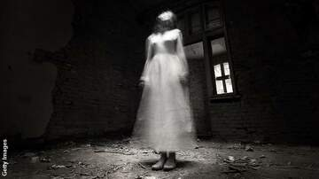 Morgen - Best Full Image of a Ghost to Date!