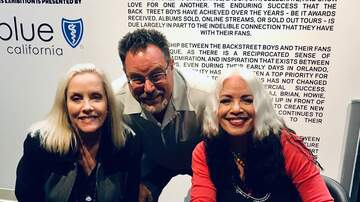 Dwight Arnold - Cherie Currie & Brie Darling Back For SoCal Concert