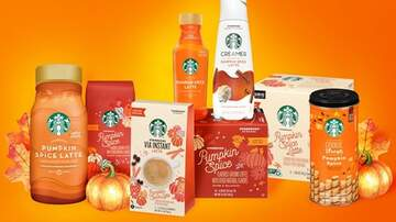 Reid - Here's All The Pumpkin Spice Items Starbucks Just Dropped For Fall