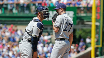 Brewers - Brewers fall to Cubs 6-2 in series opener Friday