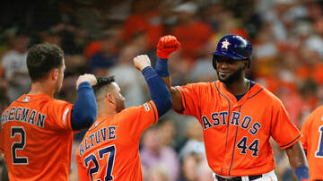 Sports Desk - Astros Bomb M's With Six Home Runs