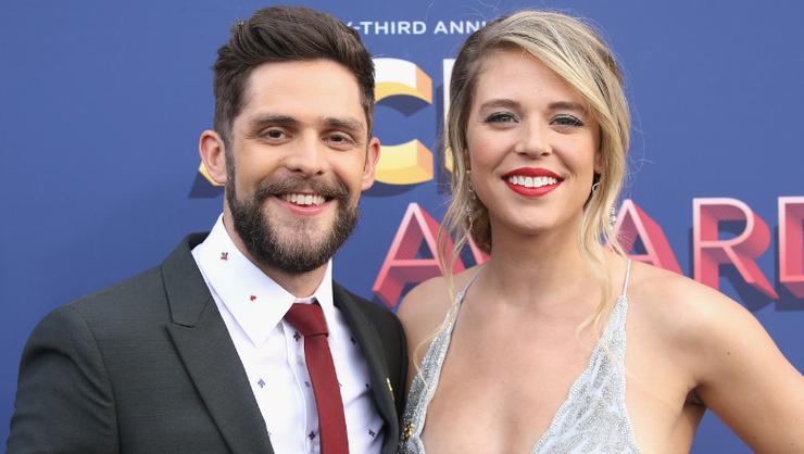 Thomas Rhett's Wife Lauren Shares First Pregnancy Update