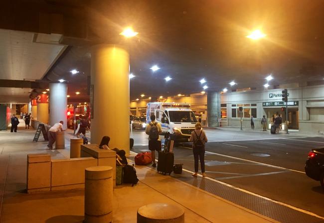 Commercial Flights Resume at John Wayne Airport