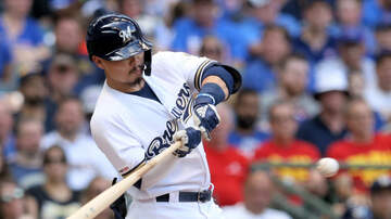 Brewers - Keston Hiura named July NL Rookie of the Month