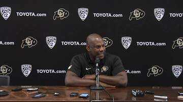 CU Buffs - Football Media Day Recap
