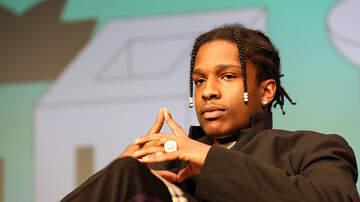 Rubi - A$AP Rocky Speaks Out Following Prison Release