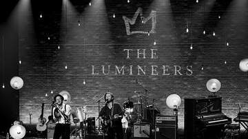 Frank Bell - Lumineers Play New Song Salt and The Sea Live