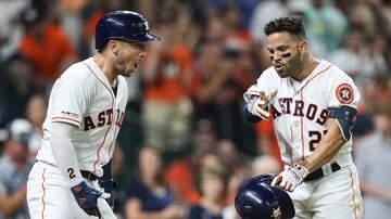 Matt Thomas - Astros Named 2019 Wilson Defensive Team of the Year