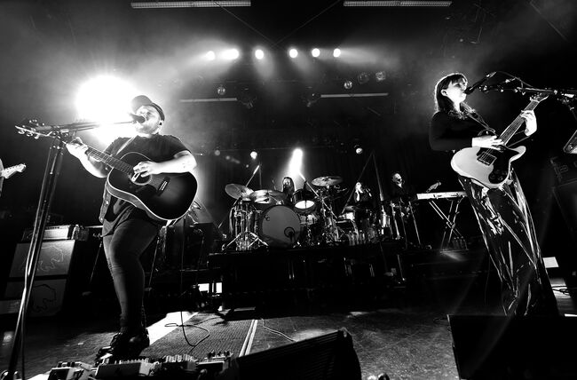 Of Monsters And Men Performs To Benefit MusiCares At El Rey Theatre