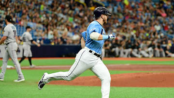 Home Of The Rays - Big Day From Brosseau Helps Rays Sweep Marlins For Sixth Straight Win