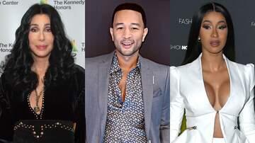 Headlines - John Legend, Cardi B & More Celebrities React To Dayton, El Paso Shootings