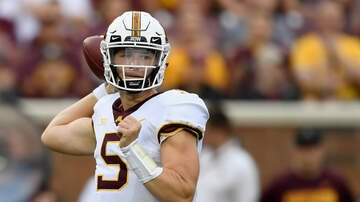 Gopher Blog - Minnesota QB Annexstad out indefinitely with foot injury | KFAN 100.3 FM