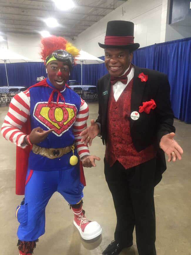 JOHN CARRINGTON'S MAGIC BOX TV SHOW IS FAVORITE OF PUBLIC ACCESS TV AUDIENCES IN BALTIMORE.  CHECK OUT EPISODE ELEVEN.