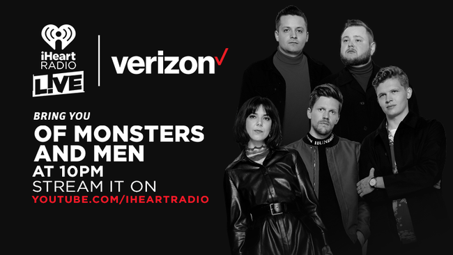 Of Monsters and Men iHeartRadio LIVE