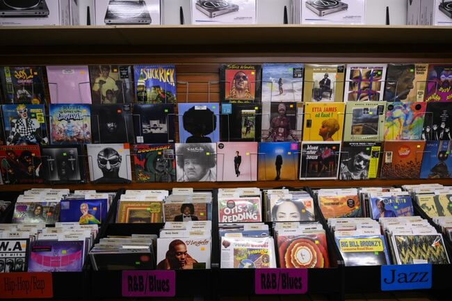 US-MUSIC-RECORD STORE DAY-SOUND GARDEN