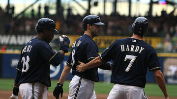 Brewers - Hardy, Hoffman, Weeks to Join Brewers Wall of Honor on Friday