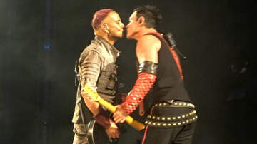 iHeartPride - Heavy Metal Band Rammstein Kiss In Russia To Protest Anti-LGBTQ Laws