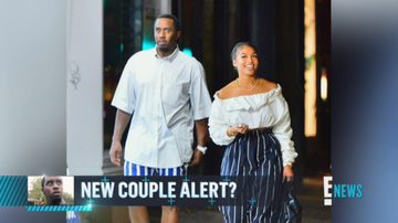 Dreena Gonzalez - Say What?! Is Diddy Really Dating His Son's EX Girlfriend?!