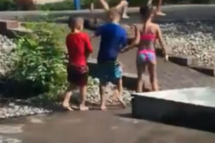 Heartwarming Video Captures Friends Helping Boy With Cerebral Palsy Walk