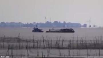 Coast to Coast AM with George Noory - Video: Massive 'Ghost City' Appears on Lake in China