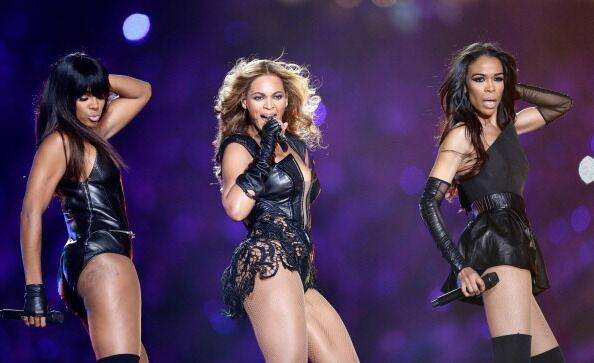 Pepsi Super Bowl XLVII Halftime Show / Getty Images