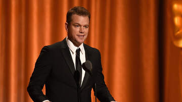 Jon Manuel's blog - Matt Damon just debuted new tattoos in honor of his daughters