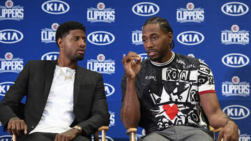 Lunchtime with Roggin and Rodney - Rob Parker And Ryan Hollins Say The Clippers Will Win The NBA Title
